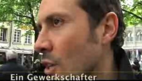 Strassenumfrage zum Grundeinkommen – Bern, Zürich, Basel
