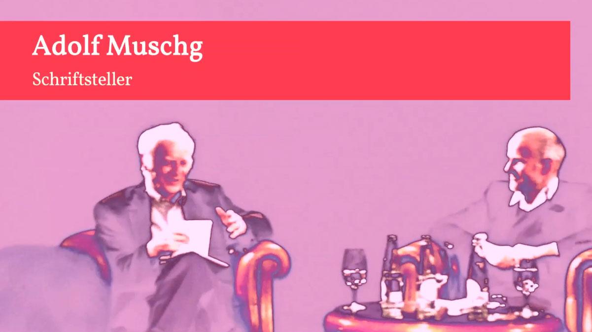 Adolf Muschg zum Grundeinkommen