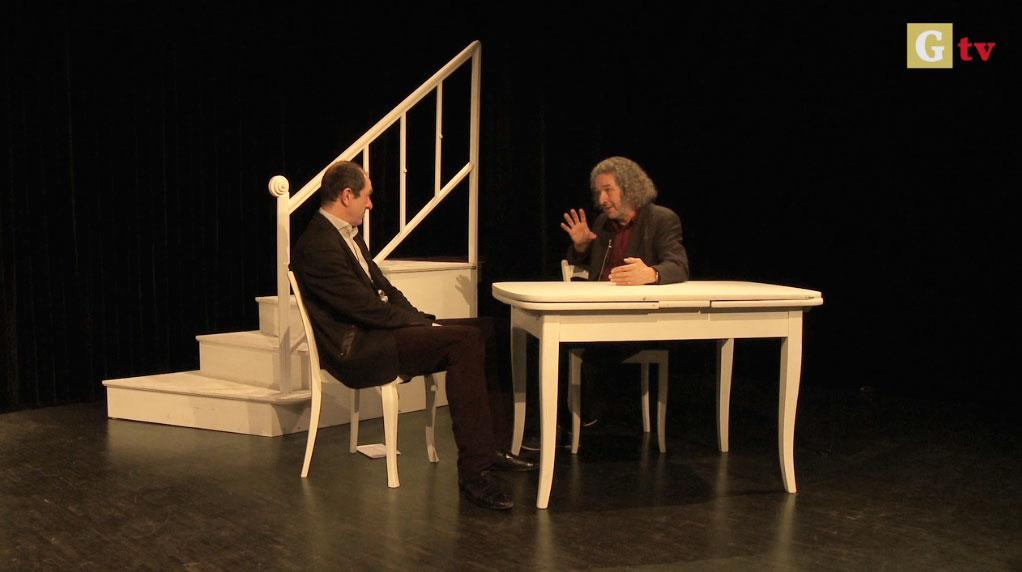 Enno Schmidt im Gespräch mit Jean Grädel zum Grundeinkommen