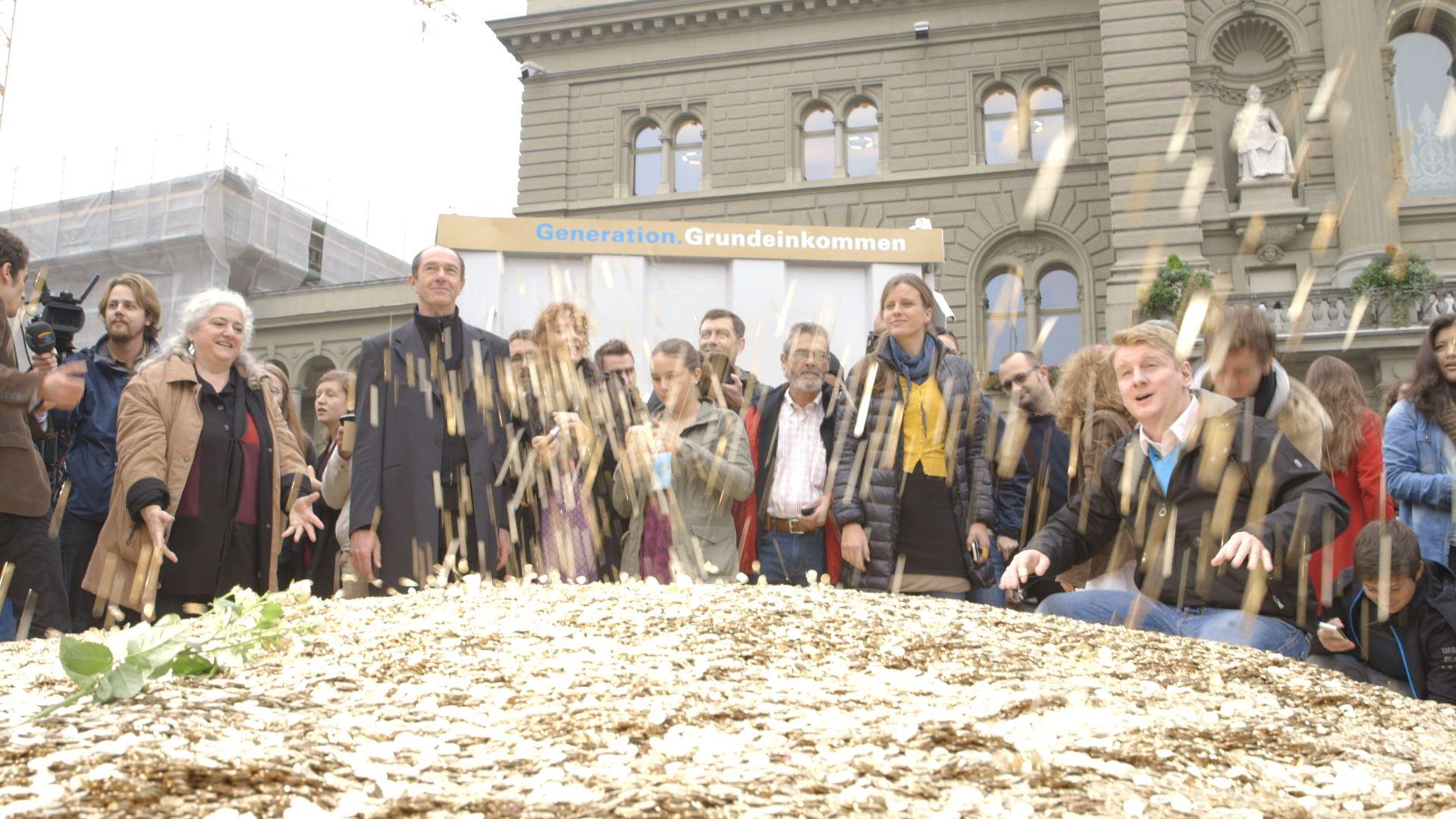 Goldener Oktober – Generation Grundeinkommen