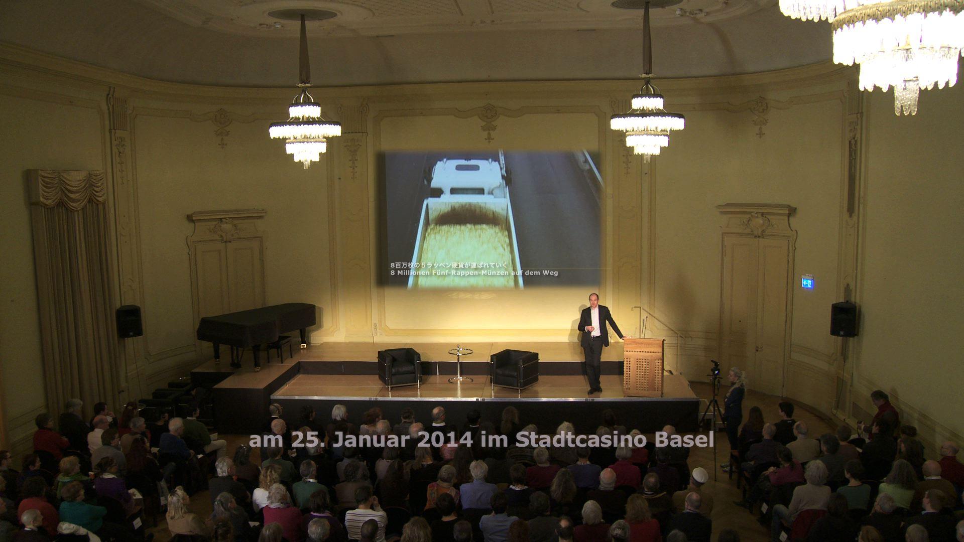 Enno Schmidt – Einführungsrede zur Tagung Grundeinkommen und Demokratie