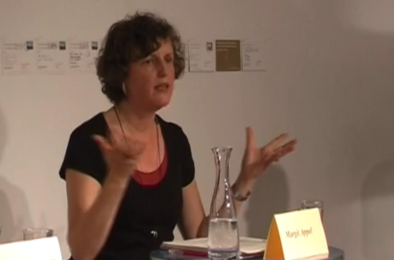 Margit Appel – die Frauen kommen immer zu spät