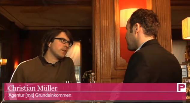 Christian Müller im Interview bei Punkt Magazin