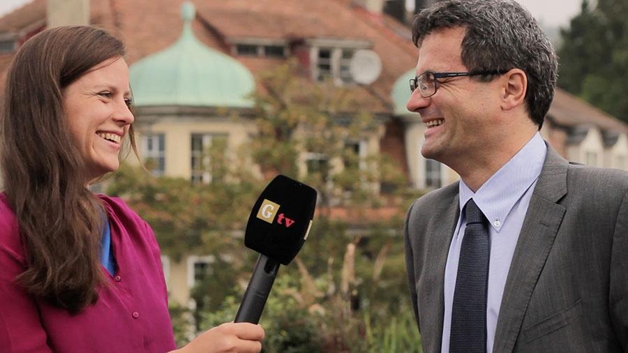 Pola rennt #6 – Auch Angestellte können sich selbst verwirklichen – Rudolf Minsch, Chefökonom economiesuisse